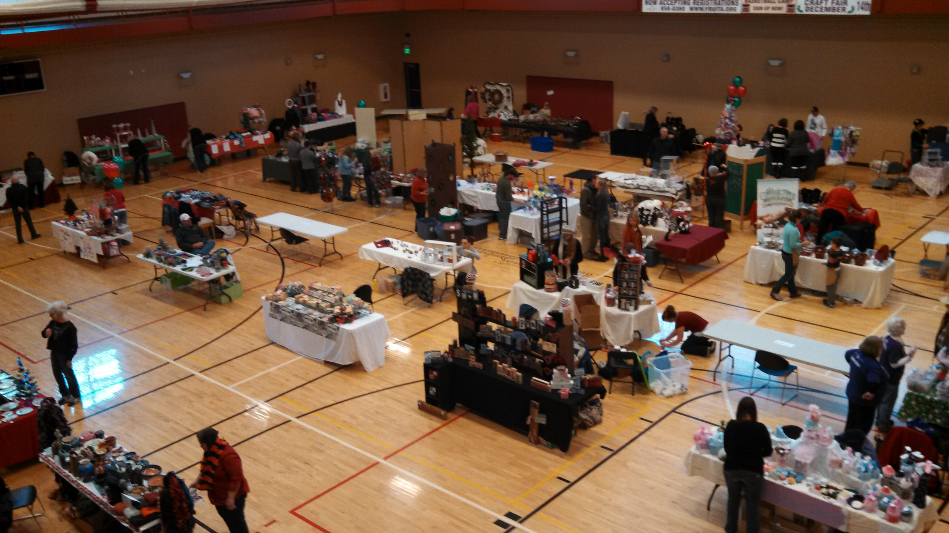 holiday arts crafts fair city of fruita colorado